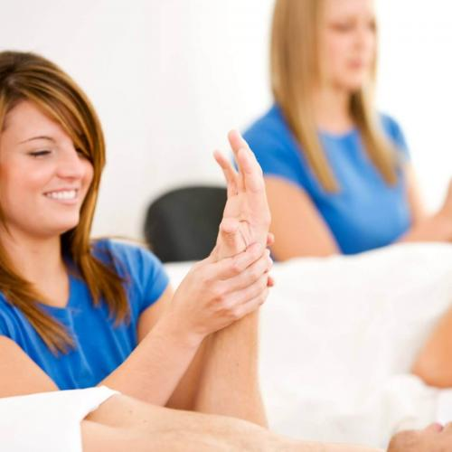 Comprehensive training in massages