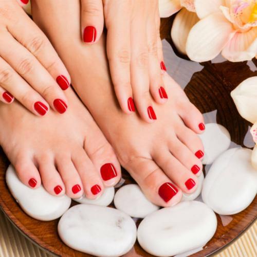 Comprehensive course for manicure, pedicure, nail plastics